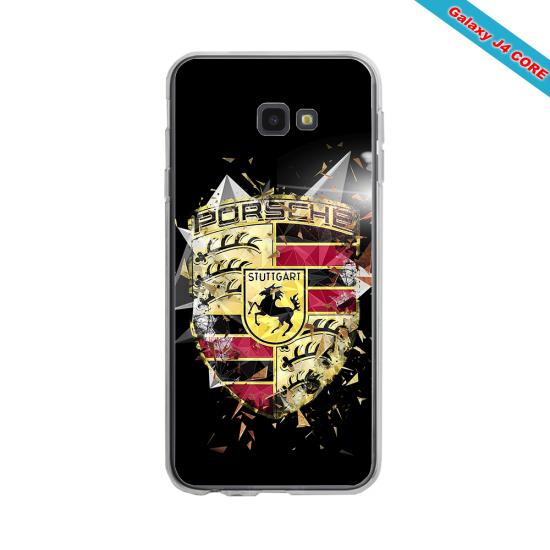 Coque silicone Galaxy M31 Fan de Rugby Bordeaux Destruction