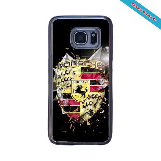 Coque silicone Galaxy S20FE Fan de Rugby Bordeaux Destruction