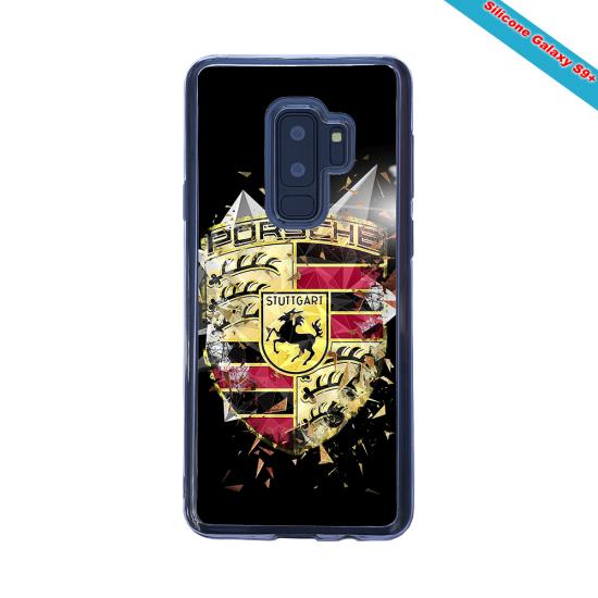 Coque silicone Galaxy S21 PLUS Fan de Rugby Bordeaux Destruction