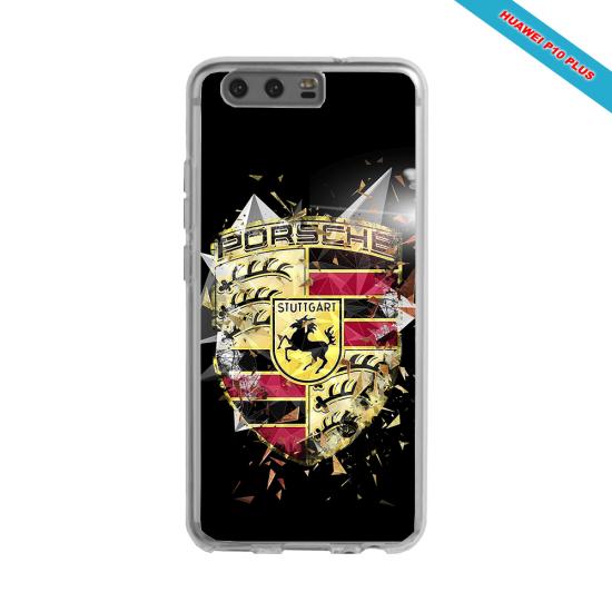 Coque Silicone iphone 7/8 verre trempé Fan de Rugby Brive Destruction