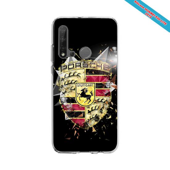 Coque silicone Iphone X/XS Fan de Rugby Brive Destruction