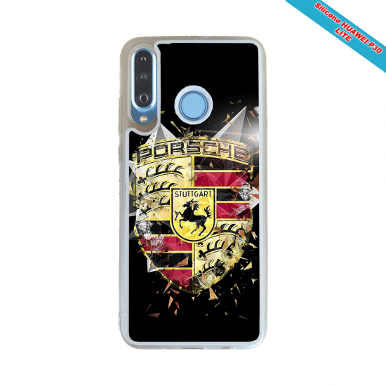 Coque silicone Iphone XS MAX Fan de Rugby Brive Destruction