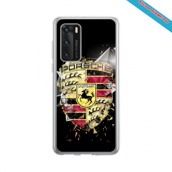 Coque silicone Iphone 11 Fan de Rugby Brive Destruction