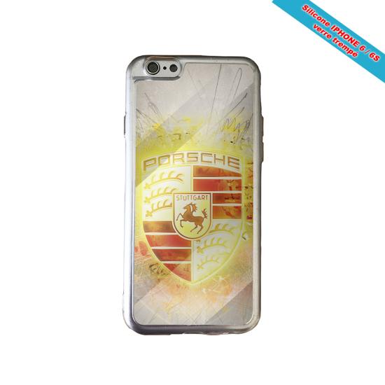 Coque silicone Iphone 12 Mini Fan de Rugby Brive Destruction