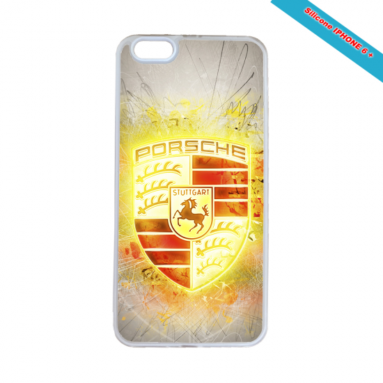 Coque silicone Iphone 12 Fan de Rugby Brive Destruction