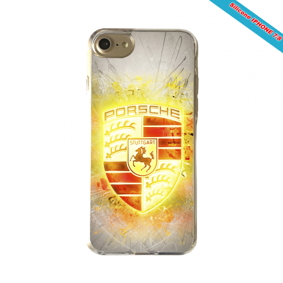 Coque silicone Iphone 12 PRO MAX Fan de Rugby Brive Destruction