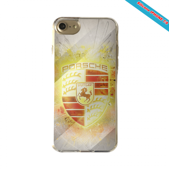 Coque silicone Galaxy A10 Fan de Rugby Brive Destruction