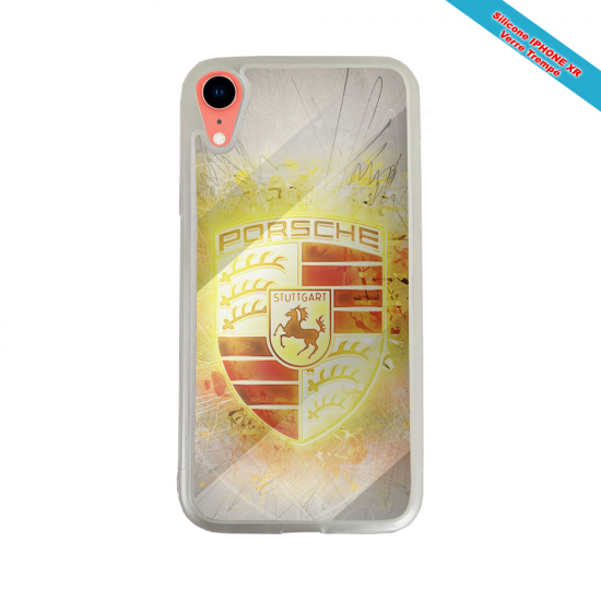 Coque silicone Galaxy A30S Fan de Rugby Brive Destruction