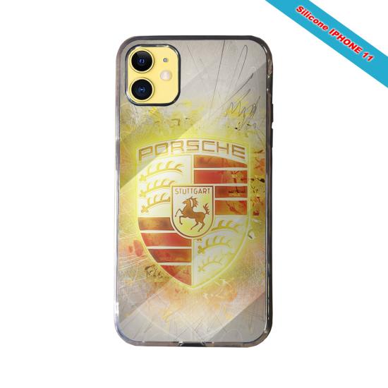 Coque silicone Galaxy A50 Fan de Rugby Brive Destruction