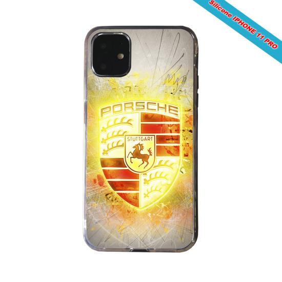 Coque silicone Galaxy A51 Fan de Rugby Brive Destruction