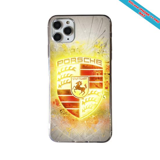 Coque silicone Galaxy A71 Fan de Rugby Brive Destruction