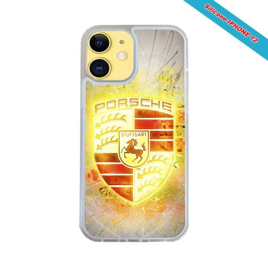 Coque silicone Galaxy J4 2018 Fan de Rugby Brive Destruction
