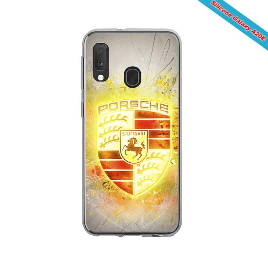 Coque silicone Galaxy J6 PLUS Fan de Rugby Brive Destruction