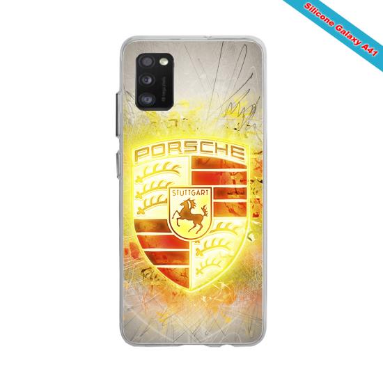 Coque silicone Galaxy M20 Fan de Rugby Brive Destruction