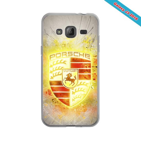 Coque Silicone Galaxy S7 EDGE Fan de Rugby Brive Destruction