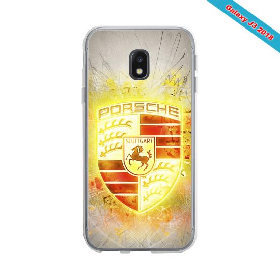 Coque Silicone Galaxy S8 PLUS Fan de Rugby Brive Destruction
