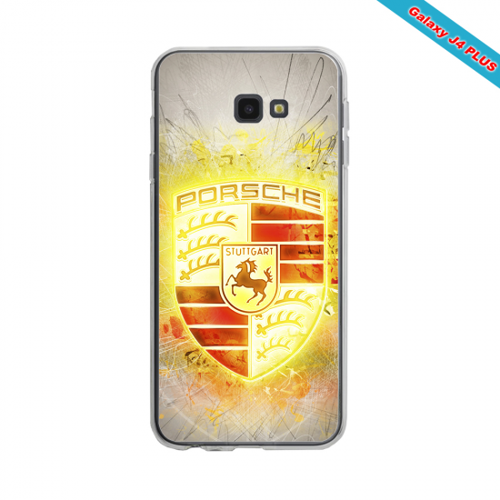 Coque Silicone Galaxy S9 PLUS Fan de Rugby Brive Destruction