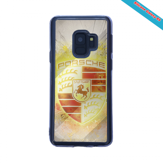 Coque silicone Huawei Mate 10 PRO Fan de Rugby Brive Destruction