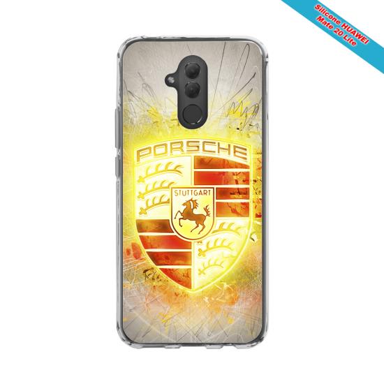 Coque silicone Iphone 6 PLUS Fan de Rugby Castres Destruction