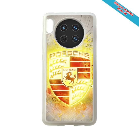 Coque Silicone iphone 7/8 Fan de Rugby Castres Destruction
