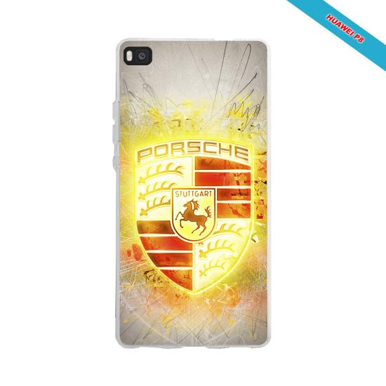 Coque Silicone iphone 7/8 PLUS Fan de Rugby Castres Destruction