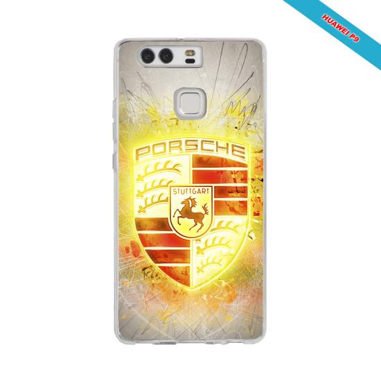 Coque silicone Iphone X/XS verre trempé Fan de Rugby Castres Destruction