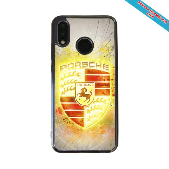 Coque silicone Iphone 11 verre trempé Fan de Rugby Castres Destruction