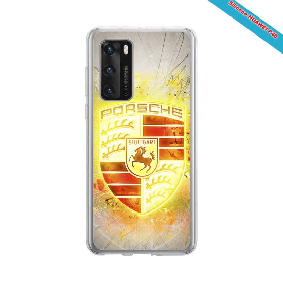 Coque silicone Iphone 12 Fan de Rugby Castres Destruction