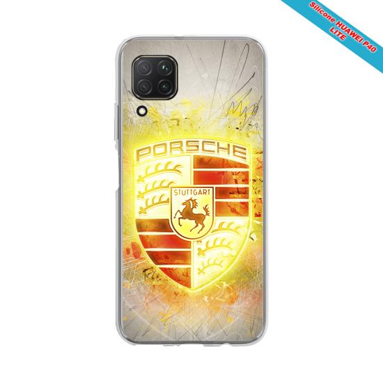 Coque silicone Iphone 12 PRO Fan de Rugby Castres Destruction