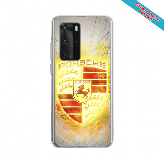 Coque silicone Galaxy A10 Fan de Rugby Castres Destruction