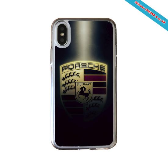 Coque silicone Galaxy A51 Fan de Rugby Castres Destruction