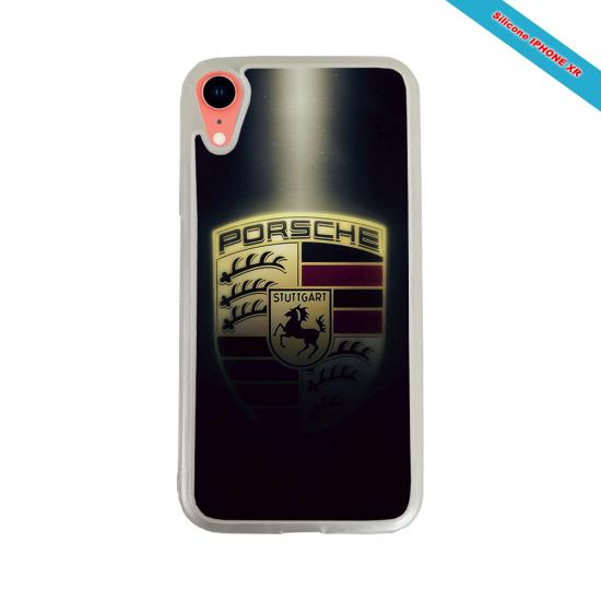 Coque silicone Galaxy A71 Fan de Rugby Castres Destruction