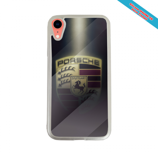 Coque silicone Galaxy J3 2016 Fan de Rugby Castres Destruction