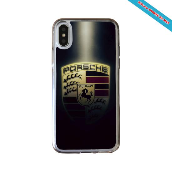 Coque silicone Galaxy J3 2017 Fan de Rugby Castres Destruction