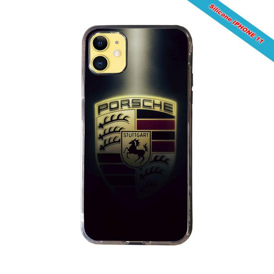 Coque silicone Galaxy J4 2018 Fan de Rugby Castres Destruction
