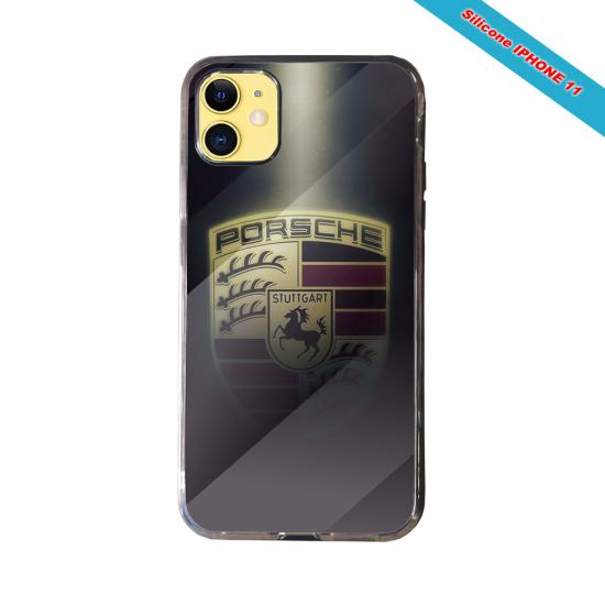 Coque silicone Galaxy J4 CORE Fan de Rugby Castres Destruction