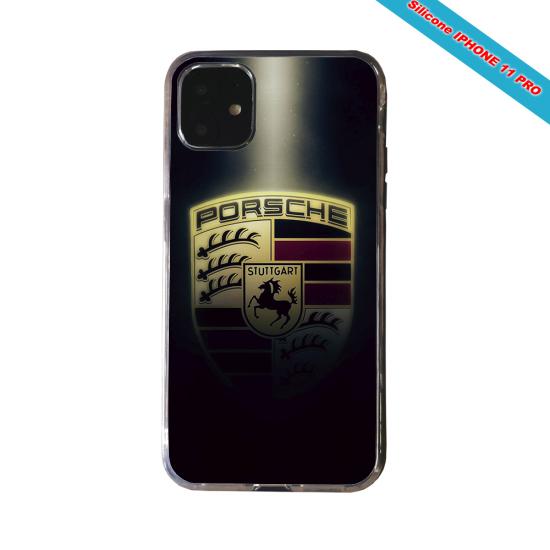 Coque silicone Galaxy J4 PLUS Fan de Rugby Castres Destruction