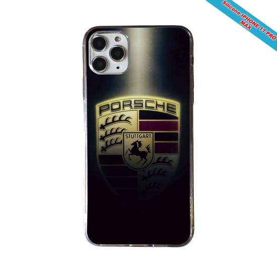 Coque silicone Galaxy J5 2017 Fan de Rugby Castres Destruction