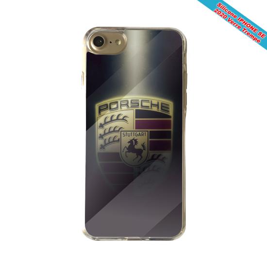 Coque silicone Galaxy J6 PLUS Fan de Rugby Castres Destruction