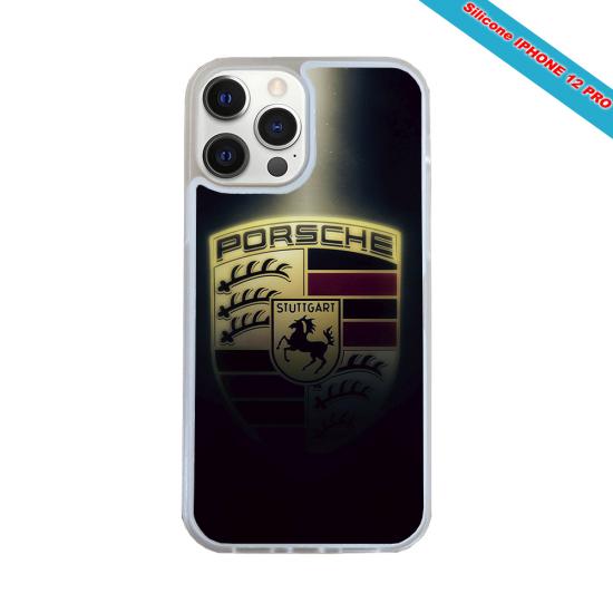 Coque silicone Galaxy J7 2018 Fan de Rugby Castres Destruction