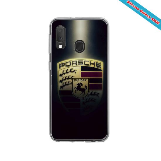 Coque silicone Galaxy M31 Fan de Rugby Castres Destruction