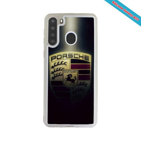 Coque Silicone Galaxy S6 Fan de Rugby Castres Destruction