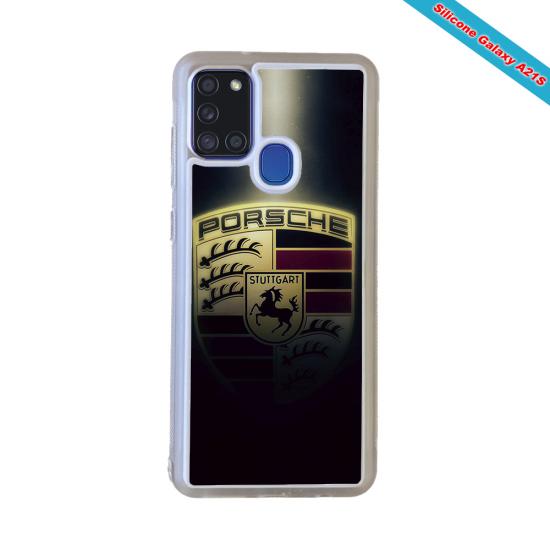 Coque Silicone Galaxy S6 EDGE Fan de Rugby Castres Destruction