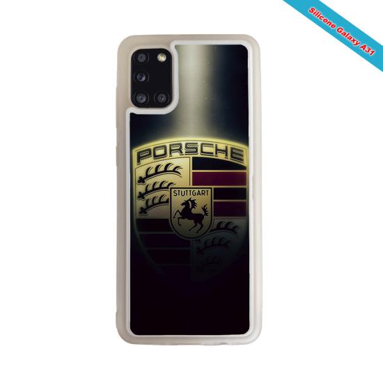Coque Silicone Galaxy S7 EDGE Fan de Rugby Castres Destruction
