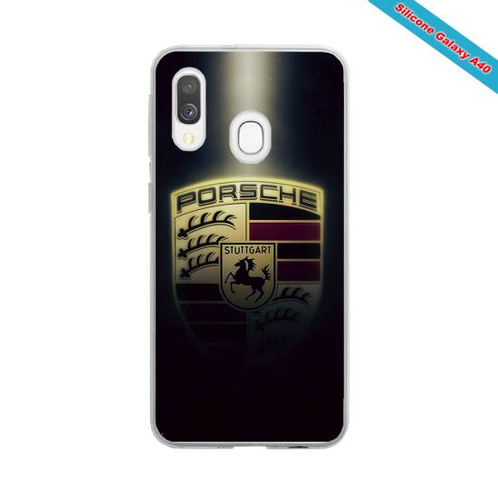 Coque Silicone Galaxy S8 Fan de Rugby Castres Destruction
