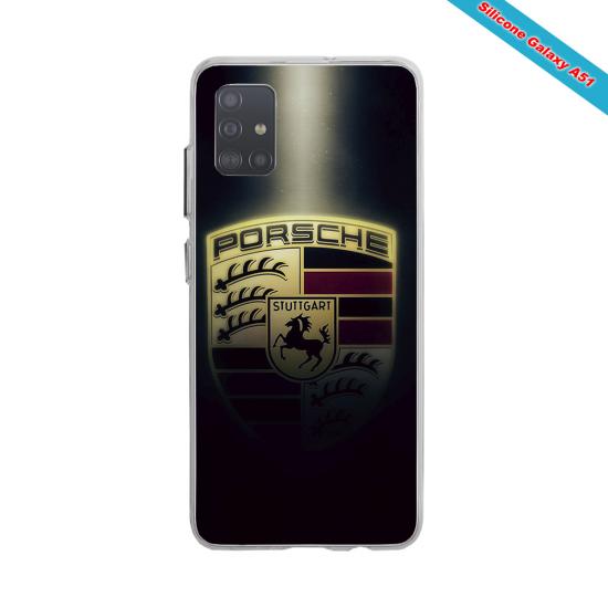 Coque Silicone Galaxy S9 PLUS Fan de Rugby Castres Destruction