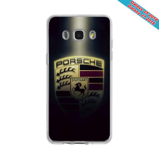 Coque silicone Galaxy S21 Fan de Rugby Castres Destruction
