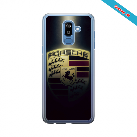 Coque Silicone Note 8 Fan de Rugby Castres Destruction