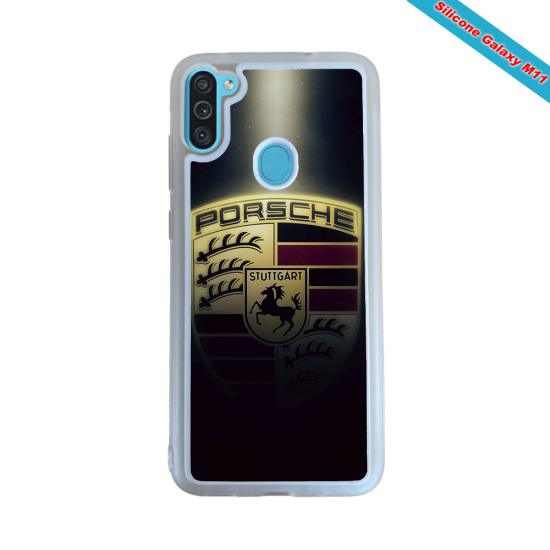 Coque Silicone Note 10 Fan de Rugby Castres Destruction