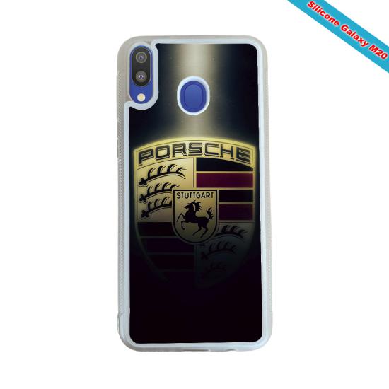 Coque silicone Huawei Mate 10 Fan de Rugby Castres Destruction